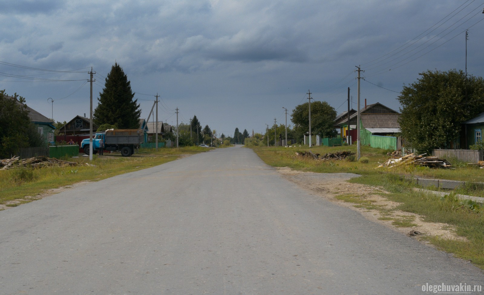 Пономарёво, село, деревня, Заводоуковский район, Тюменская область, фото