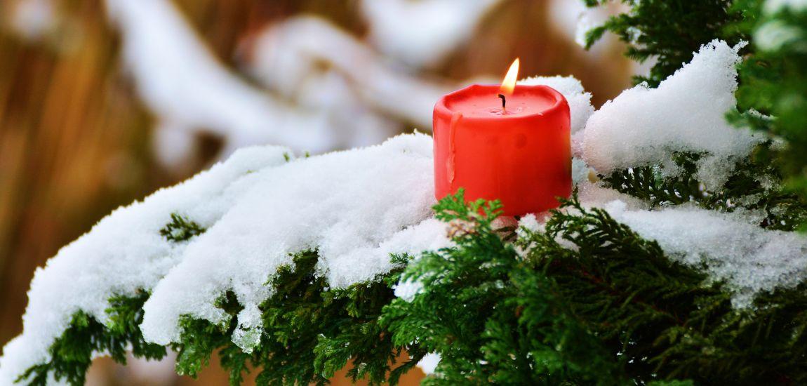 Вернись, Новый год, ёлка, свечечка