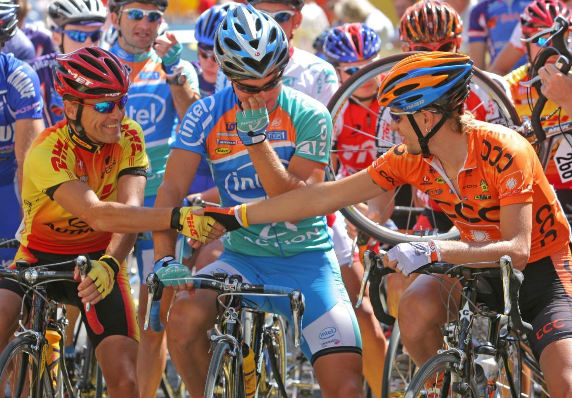 Состязание, соревнование, спорт, велосипедисты