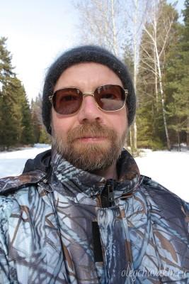 Олег Чувакин, писатель, фото
