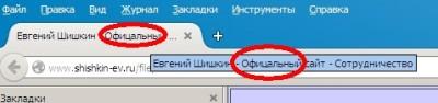 Официальный сайт Евгения Шишкина, услуги редактора