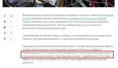 Нелегальные мигранты, границы, беженцы, Вести, ошибки в центральных СМИ России