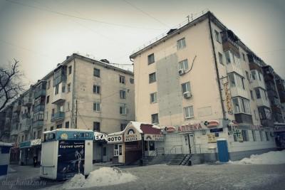 Перекрёсток, улицы Республики и Тульская, Тюмень, фото, Олег Чувакин