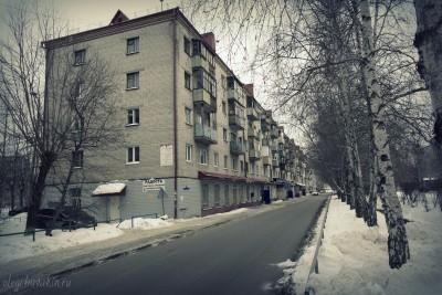 Тюмень, проезд Геологоразведчиков, фото