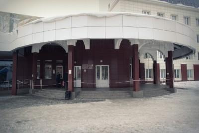Тюменский колледж искусств, фасад, фото, 2016