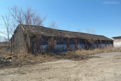 Промышленное производство на селе, советское время, закрыто, развалено, Путин, кризис села, нищета, фото