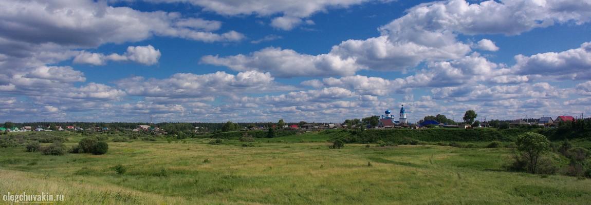 Русское село, русский мир, фото, деревня, деревенщина, патриархальные ценности, семья, автомобили, Медведев