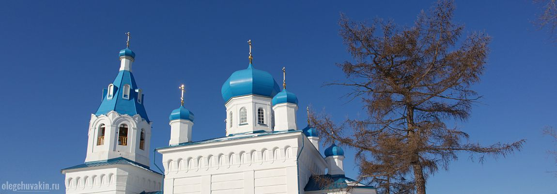 Церковь, православная, каменная, фото