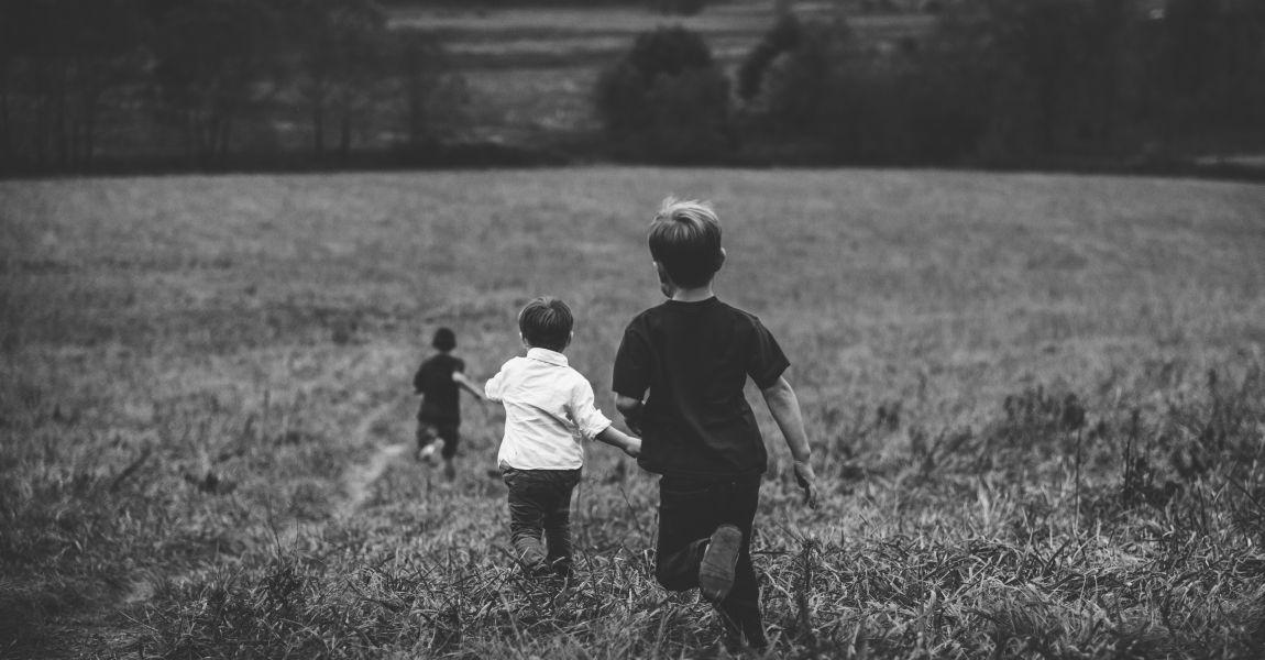 Истории из детства, фото, чёрно-белое, рассказ, Алёна Познякова
