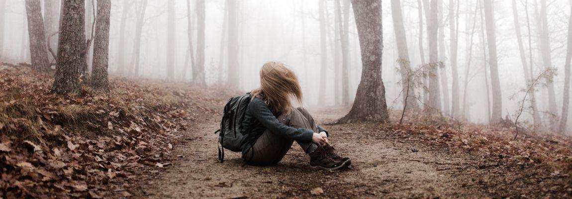 Девочка, школьница, 13 лет, осень, фото