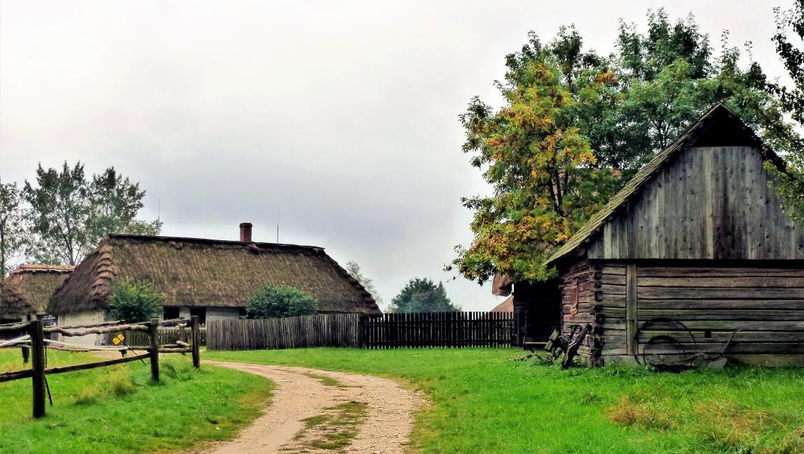 """Деревня, дома, фото, рассказ """"Любовь земная и неземная"""""""