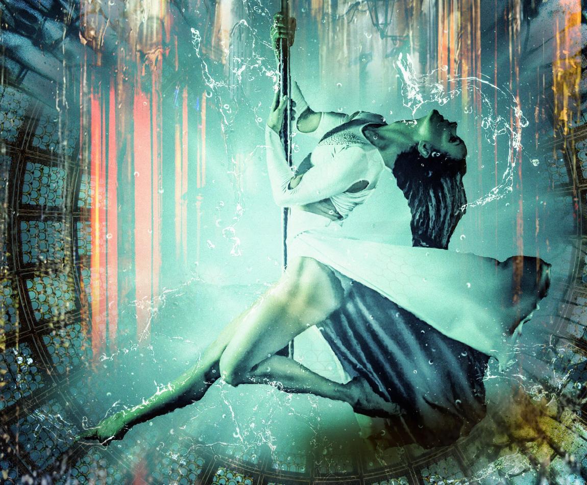 Жизнь, танец, любовь, боль, рассказ, Олеся Горгорова