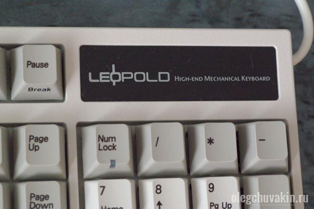Клавиатура Leopold