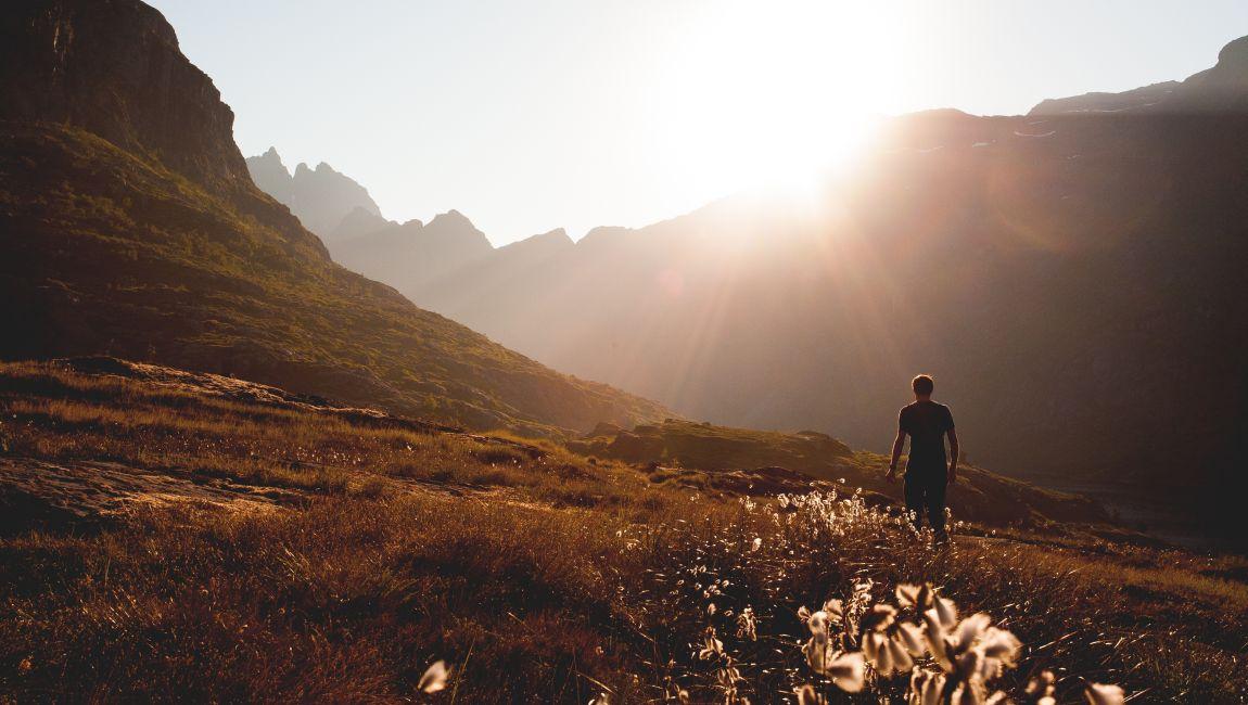 Гора, дорога, путь, человек, время, времена