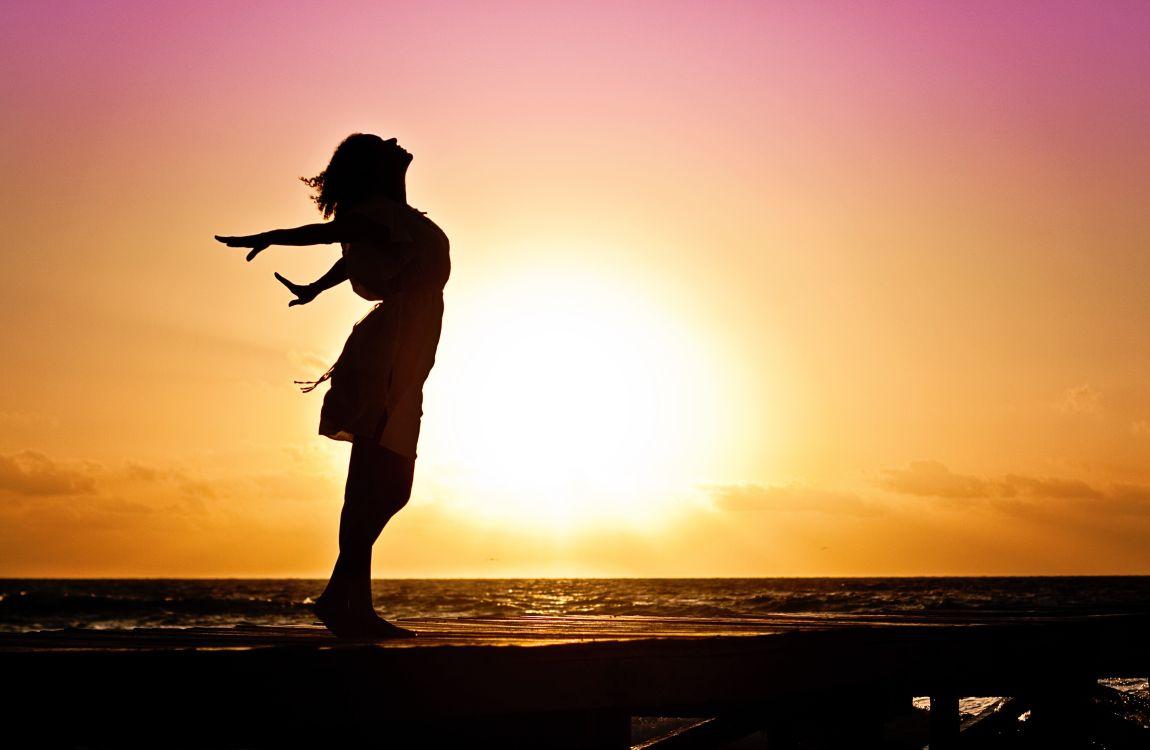 Женщина, море, любовь, красота