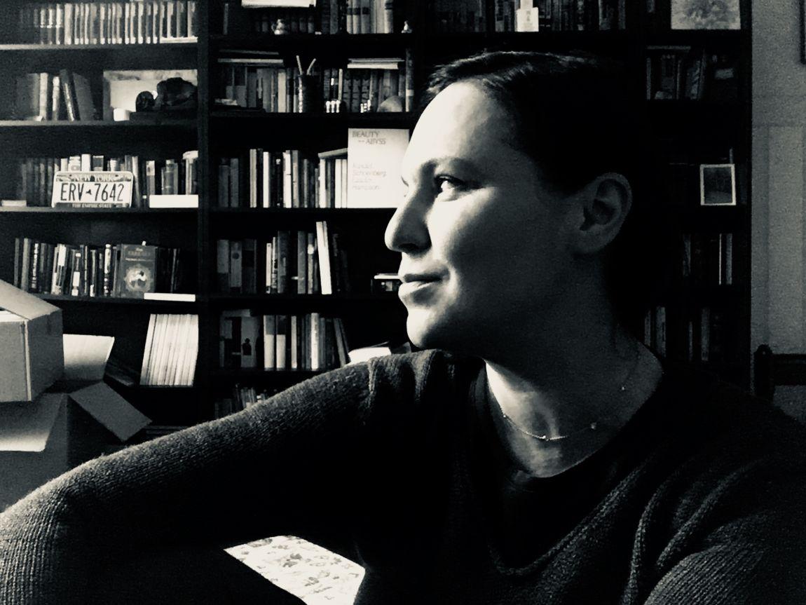 Портрет Ксении Кумм, Германия, Берлин