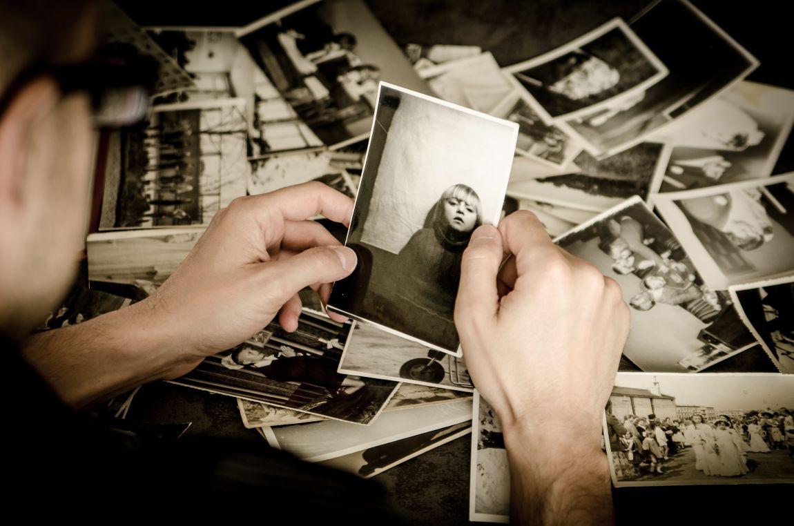 Старые фотографии, детство, юность, молодость, фотоальбом, воспоминания, ностальгия