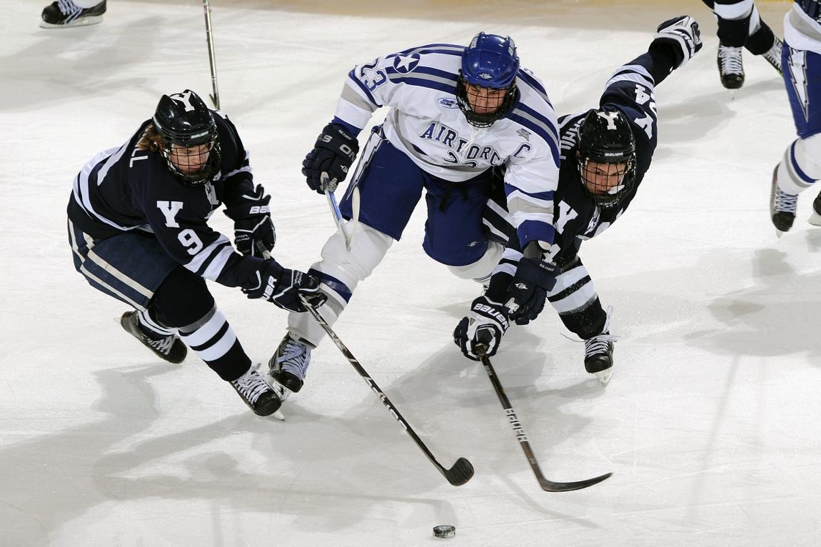 Хоккей на льду, команда, клюшки, шайба, игра, стадион