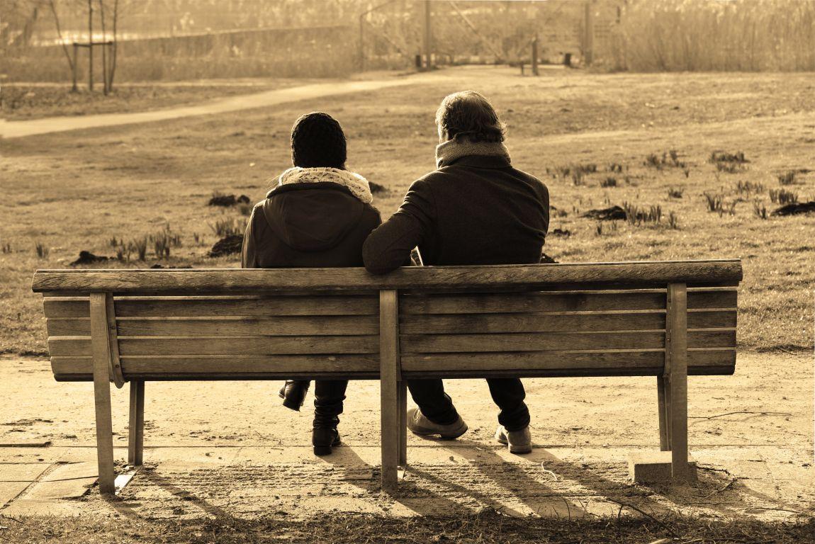 Мужчина и женщина, пара, двое, Русанов, Аллочка, любовь
